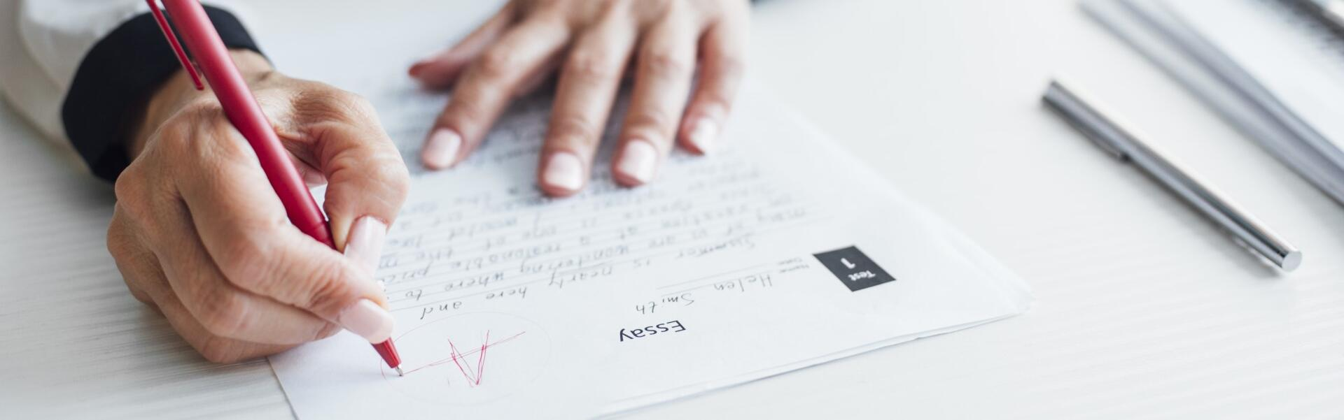 How to Keep Grading from Taking Over Your Life