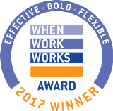 When Work Works Award 2017
