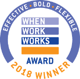 When Work Works Award 2018
